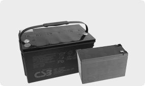 Prístrojové VRLA batérie